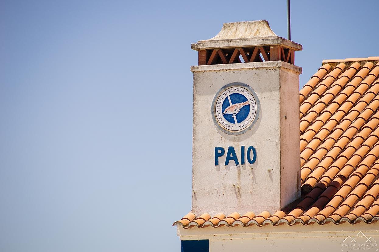 Centro de Interpretação do Monte do Paio, Trilho da Casa do Peixe, Lagoa de Santo André