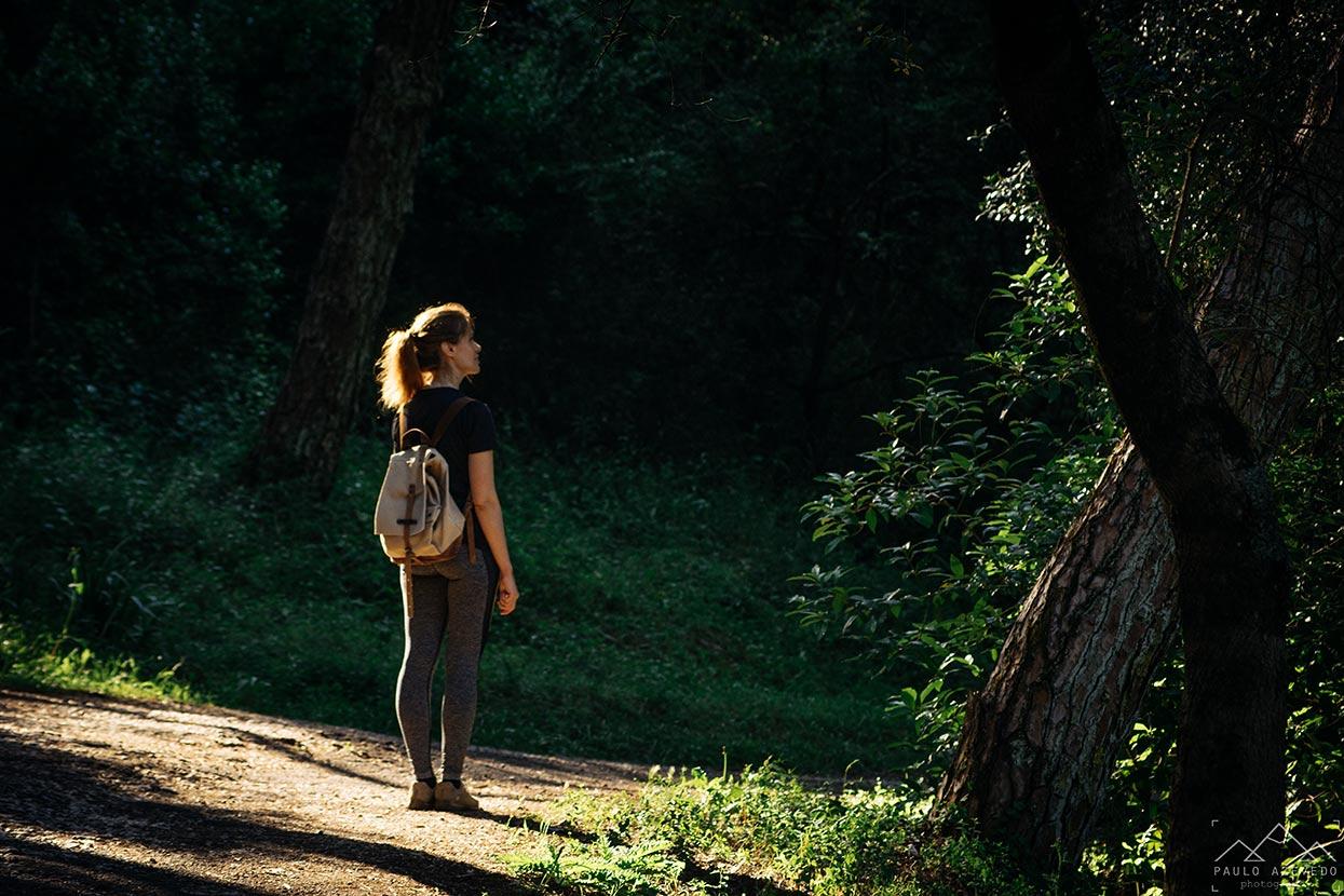 Trilho da Volta do Planalto, Parque Florestal de Monsanto