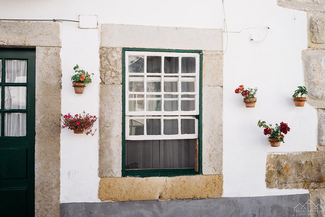 casa tipica da vila adentro