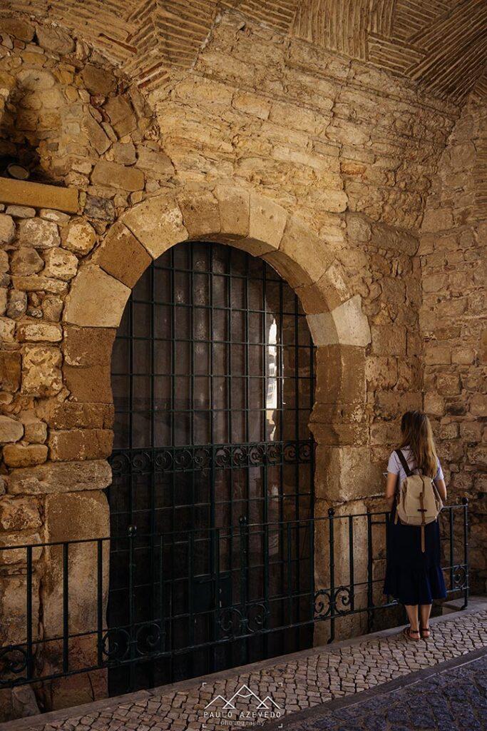 porta arabe