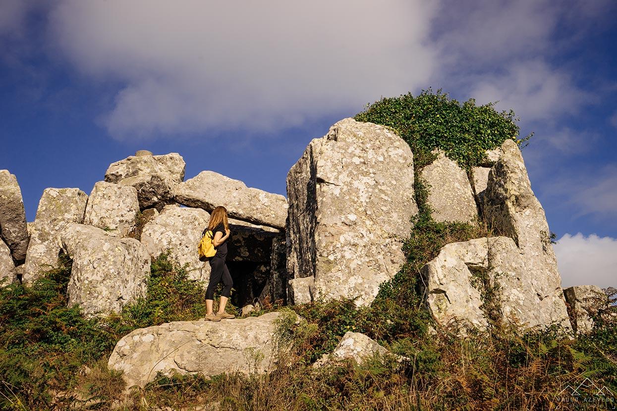 Anta de Adrenunes, Sintra