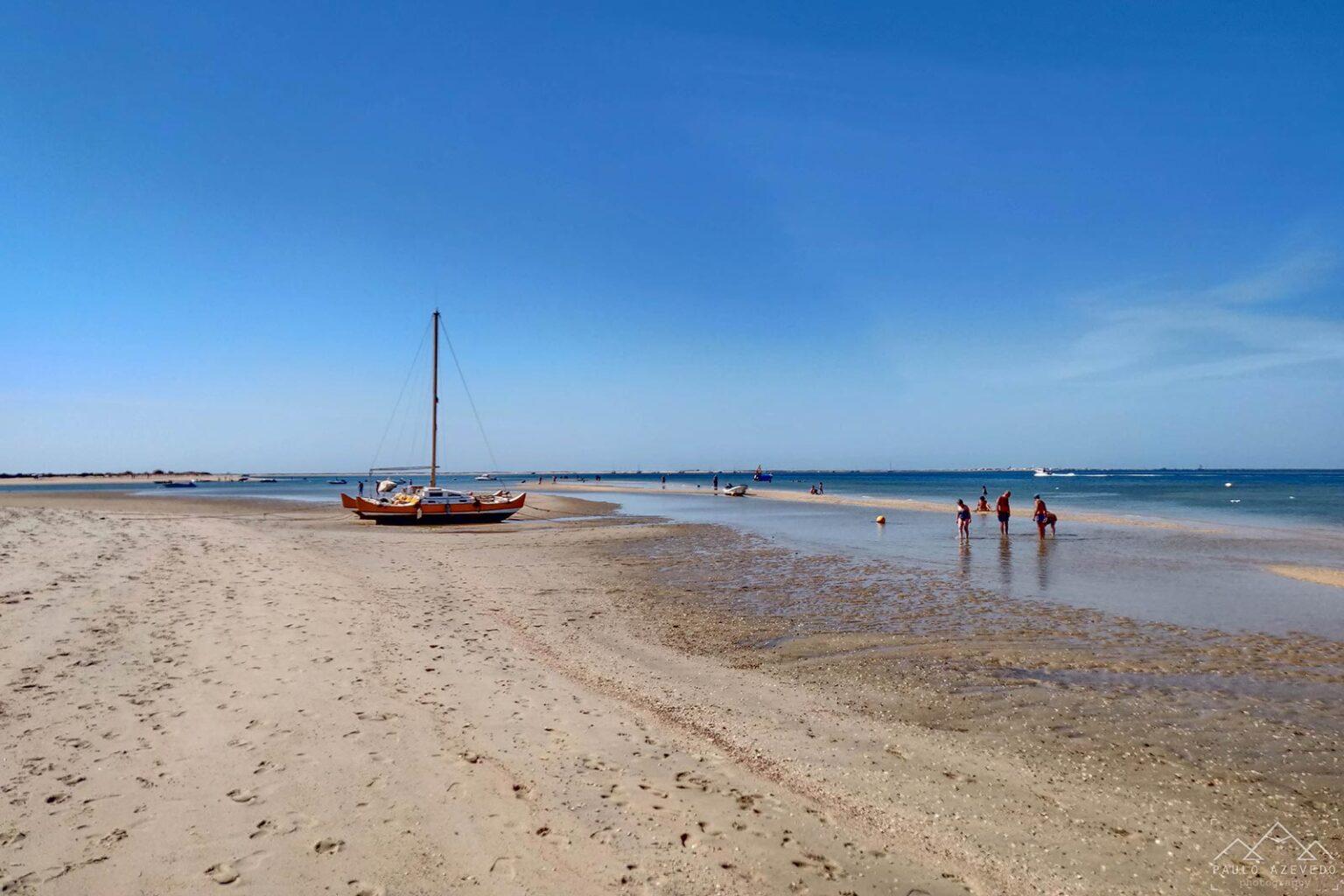praia da armona-ria