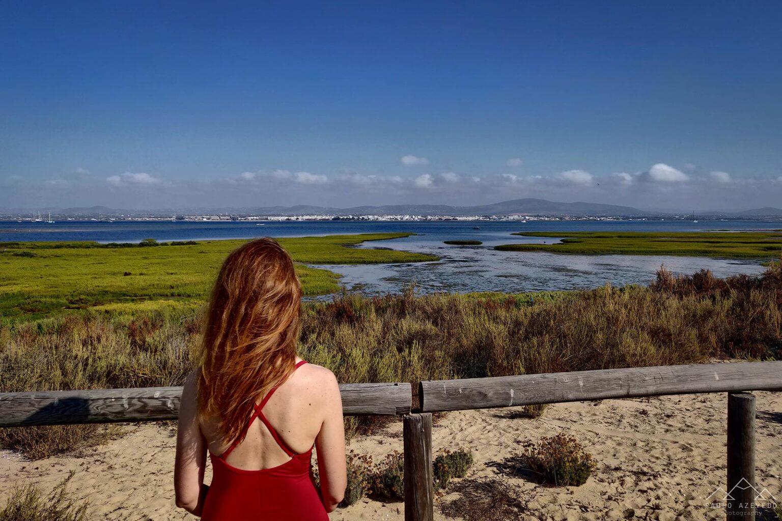 Trilho da Ilha da Culatra, Ria Formosa