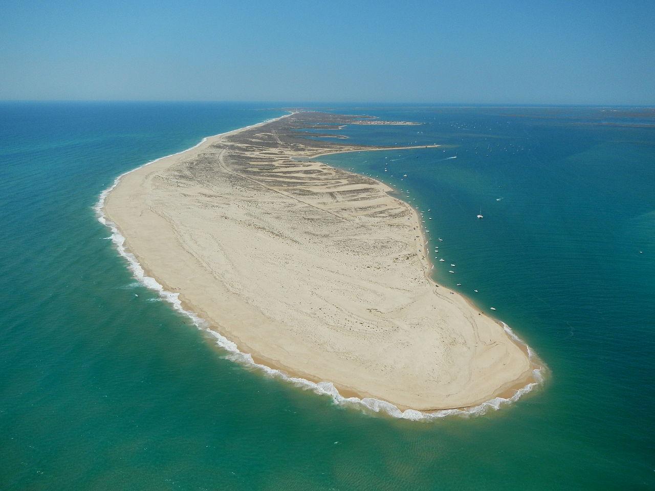 Ilha da Culatra, Ria Formosa