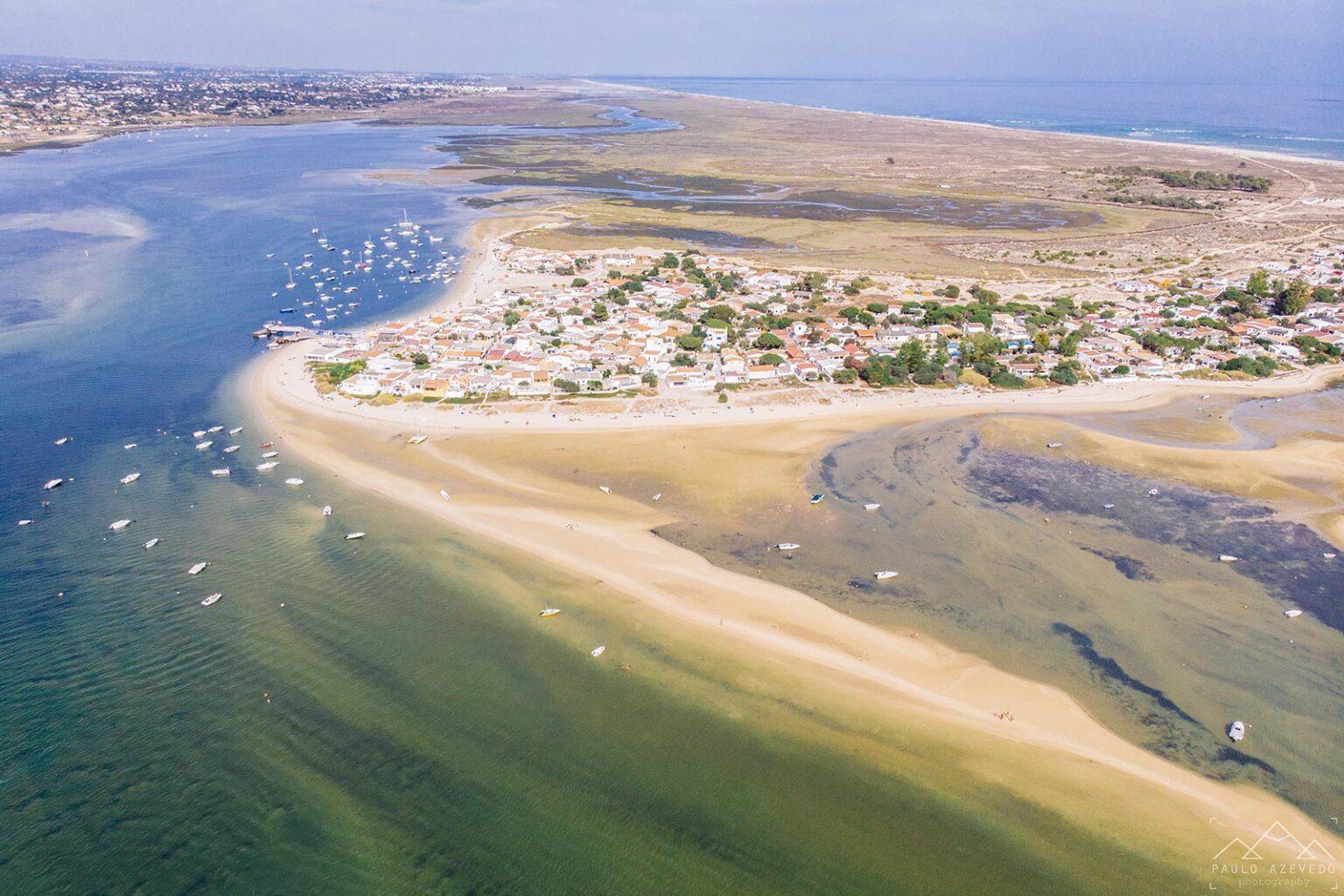 Ilha da Armona, Ria Formosa