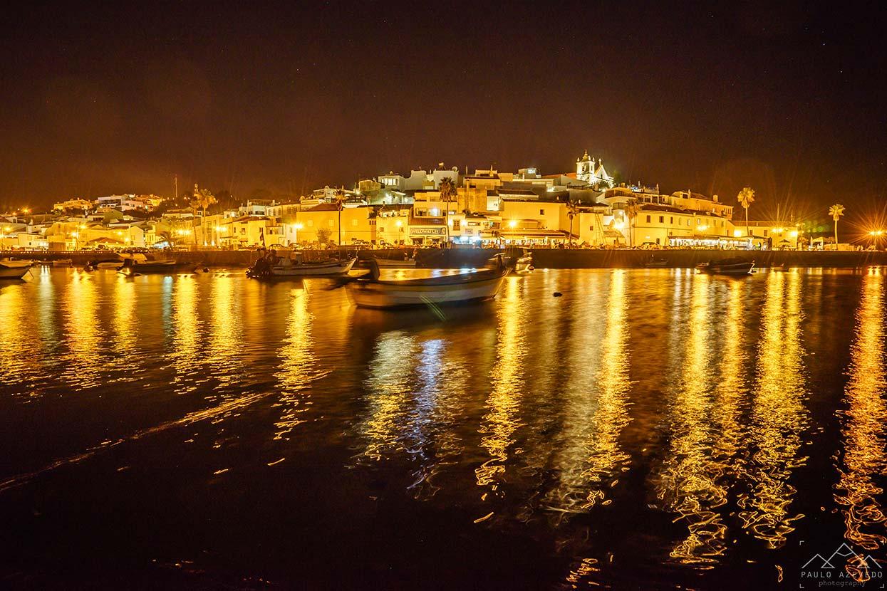 O que visitar no Algarve - Ferragudo