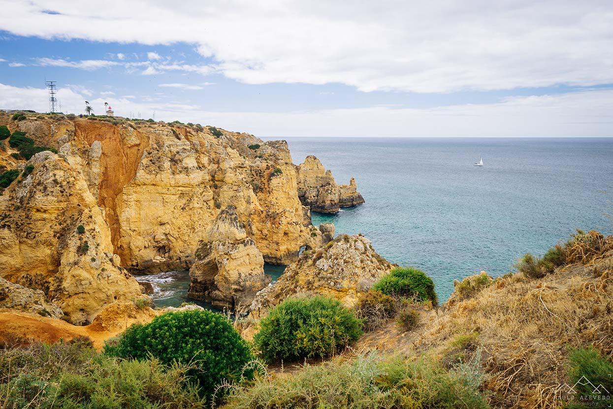 O que visitar no Algarve - Ponta da Piedade