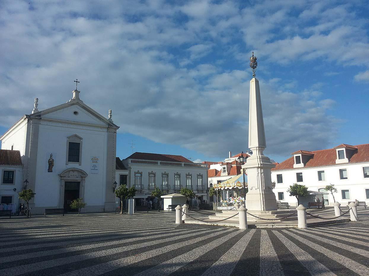 O que visitar no Algarve - vila real de santo antónio