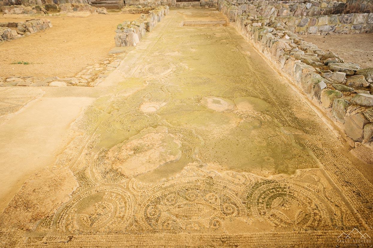villa romana de torre de palma, alto alentejo